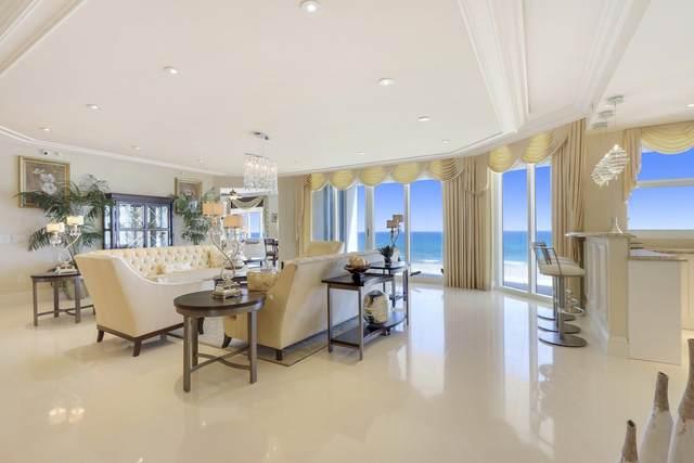 2700 N Ocean Drive 302A, Singer Island, FL 33404 (#RX-10668927) :: Signature International Real Estate