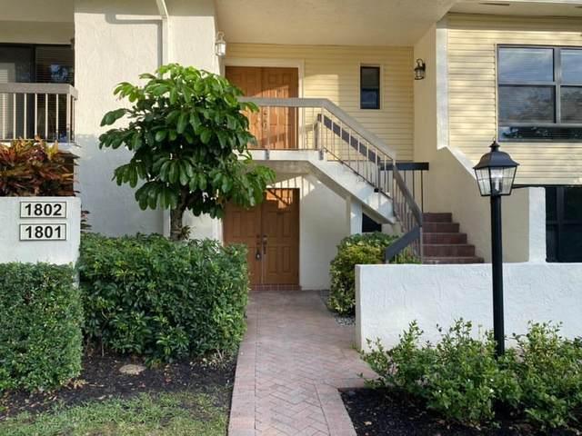 6682 Willow Wood Drive #1801, Boca Raton, FL 33434 (#RX-10668967) :: Signature International Real Estate
