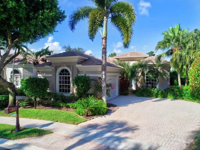 7809 Trieste Place, Delray Beach, FL 33446 (MLS #RX-10669054) :: Miami Villa Group
