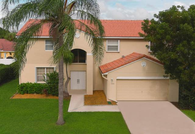 7565 Bradham Drive, Lake Worth, FL 33467 (MLS #RX-10669066) :: THE BANNON GROUP at RE/MAX CONSULTANTS REALTY I