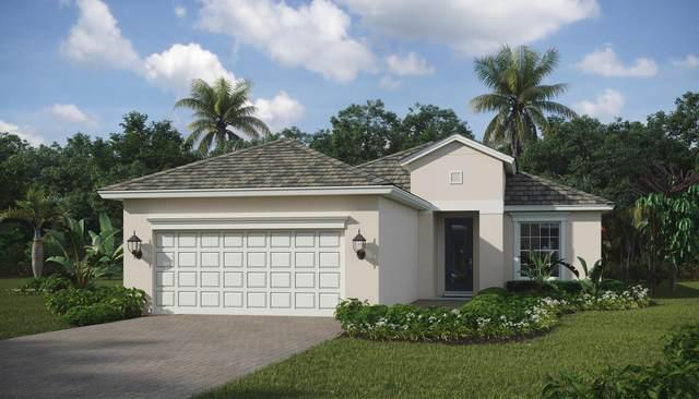 9931 SW Chadwick Drive, Port Saint Lucie, FL 34987 (MLS #RX-10669220) :: Laurie Finkelstein Reader Team