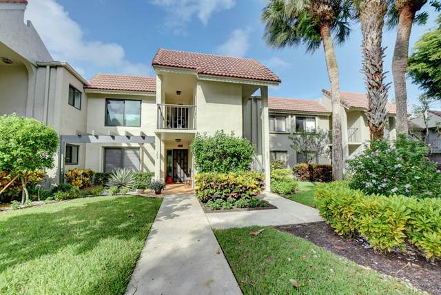 5701 Fairway Park Drive #203, Boynton Beach, FL 33437 (#RX-10669363) :: Signature International Real Estate