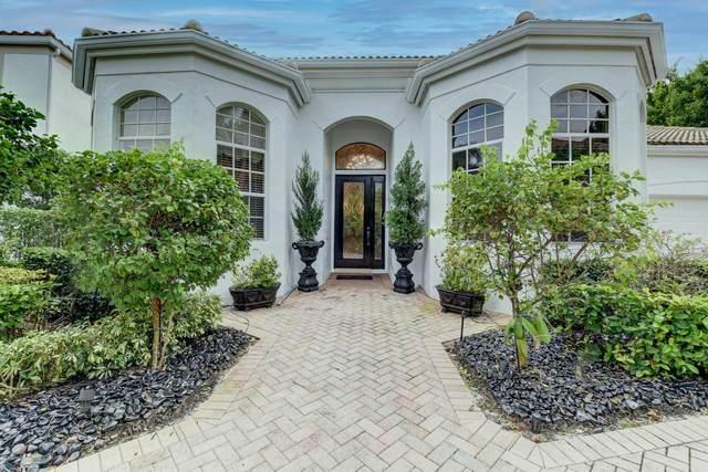 6199 NW 43rd Terrace, Boca Raton, FL 33496 (MLS #RX-10669470) :: Laurie Finkelstein Reader Team