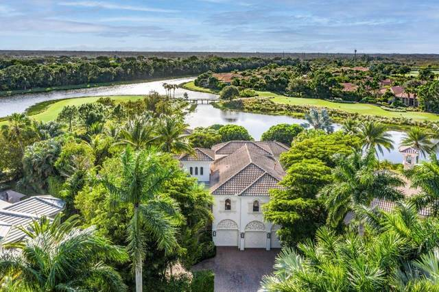 112 Via Verde Way, Palm Beach Gardens, FL 33418 (MLS #RX-10669501) :: THE BANNON GROUP at RE/MAX CONSULTANTS REALTY I
