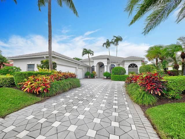 22 Bermuda Lake Drive, Palm Beach Gardens, FL 33418 (MLS #RX-10670017) :: Berkshire Hathaway HomeServices EWM Realty