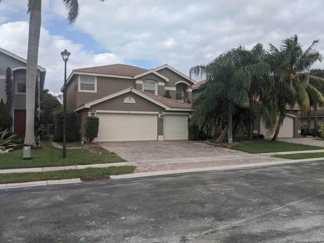 5531 Baja Terrace, Greenacres, FL 33463 (MLS #RX-10670493) :: Laurie Finkelstein Reader Team