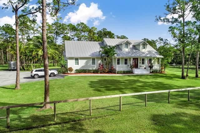 13757 SE Ranchland Avenue, Hobe Sound, FL 33455 (MLS #RX-10670537) :: Miami Villa Group