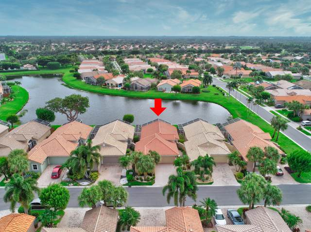 7272 Mistral Court, Boynton Beach, FL 33437 (MLS #RX-10670553) :: Berkshire Hathaway HomeServices EWM Realty