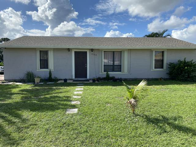 15365 Marrian Avenue, Jupiter, FL 33458 (MLS #RX-10670554) :: THE BANNON GROUP at RE/MAX CONSULTANTS REALTY I