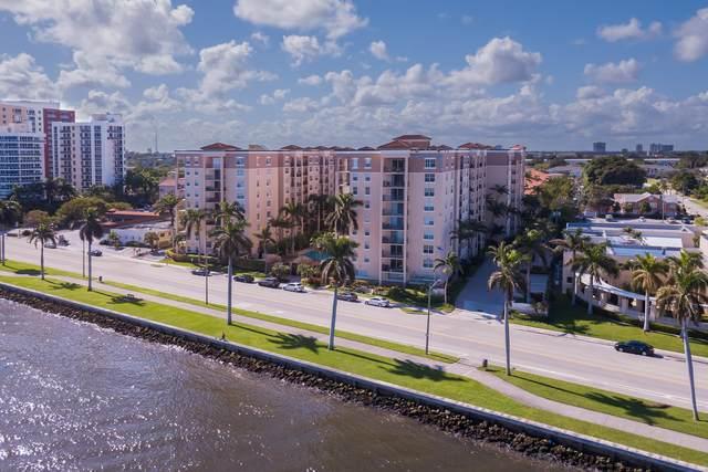 1803 N Flagler Drive #304, West Palm Beach, FL 33407 (#RX-10670757) :: Posh Properties