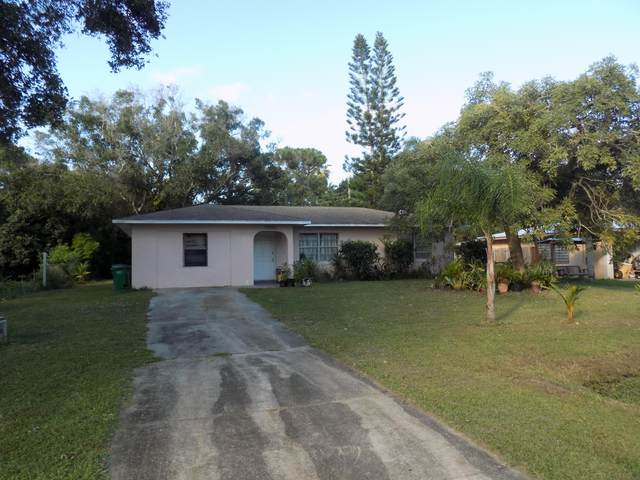 7906 Hamilton Avenue, Fort Pierce, FL 34951 (MLS #RX-10670769) :: THE BANNON GROUP at RE/MAX CONSULTANTS REALTY I