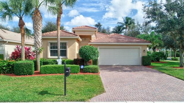 10900 Green Valley Walk, Boynton Beach, FL 33437 (MLS #RX-10671094) :: THE BANNON GROUP at RE/MAX CONSULTANTS REALTY I