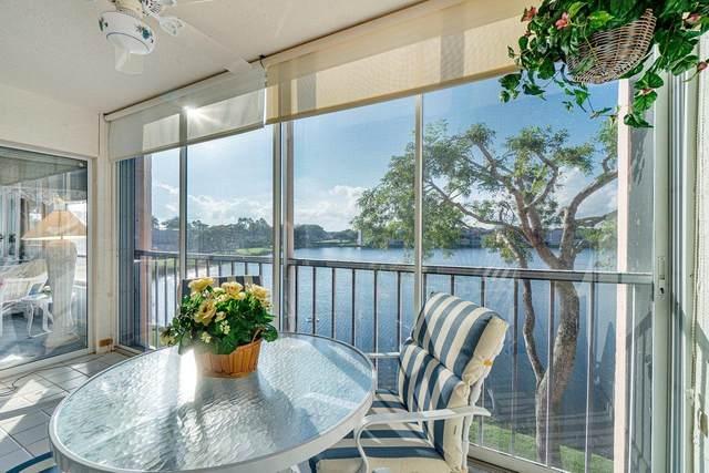 14111 Royal Vista Drive #301, Delray Beach, FL 33484 (#RX-10671374) :: Posh Properties
