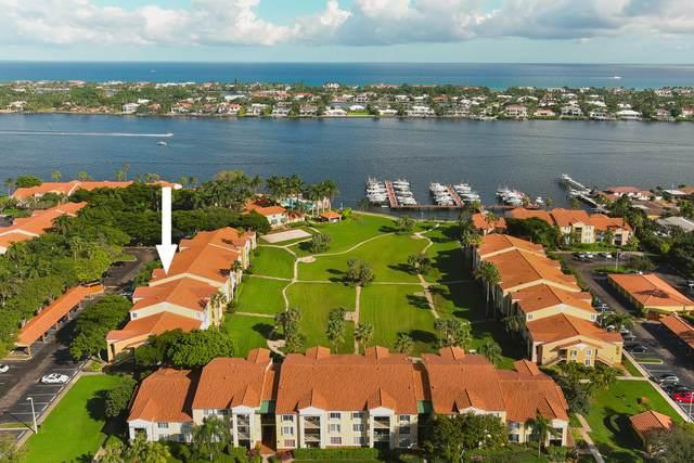 145 Yacht Club Way #209, Hypoluxo, FL 33462 (#RX-10671851) :: Posh Properties