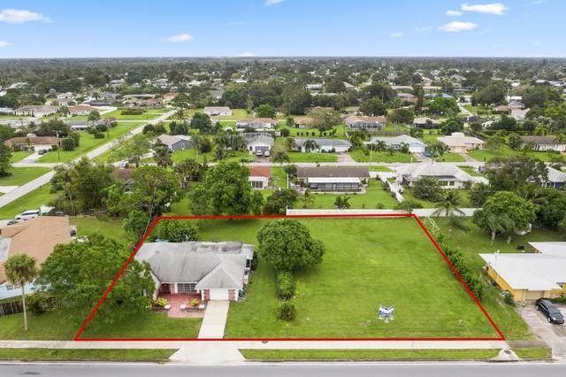 388 E Prima Vista Boulevard, Port Saint Lucie, FL 34983 (MLS #RX-10671869) :: Miami Villa Group