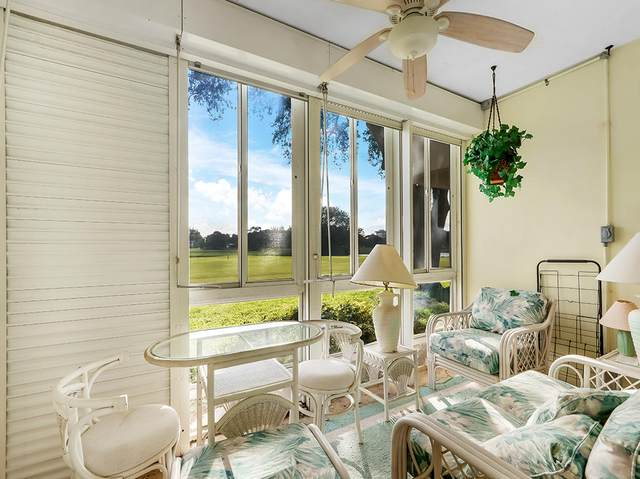 2691 S Course Drive #106, Pompano Beach, FL 33069 (MLS #RX-10672231) :: Castelli Real Estate Services