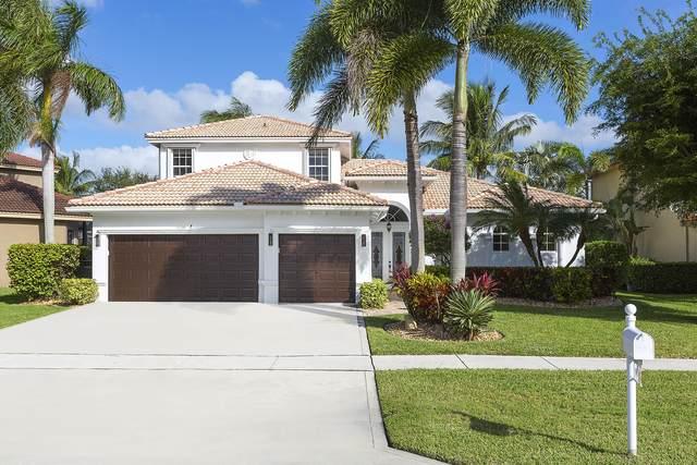 3371 Harness Circle, Lake Worth, FL 33449 (MLS #RX-10672340) :: Miami Villa Group