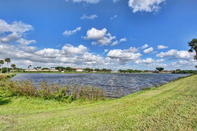 24 Waterford A, Delray Beach, FL 33446 (#RX-10672550) :: Posh Properties