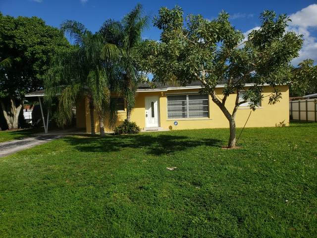 952 Belmont Drive, West Palm Beach, FL 33415 (MLS #RX-10672728) :: THE BANNON GROUP at RE/MAX CONSULTANTS REALTY I