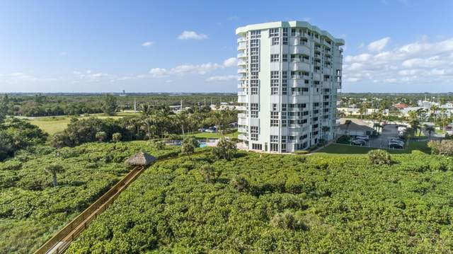 2700 N Highway A1a #404, Hutchinson Island, FL 34949 (#RX-10672732) :: Realty One Group ENGAGE