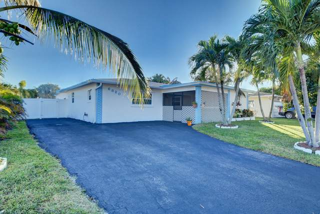 6820 NW 82nd Street, Tamarac, FL 33321 (MLS #RX-10672981) :: THE BANNON GROUP at RE/MAX CONSULTANTS REALTY I