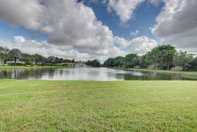 8634 Via Reale #3, Boca Raton, FL 33496 (#RX-10673108) :: Realty One Group ENGAGE
