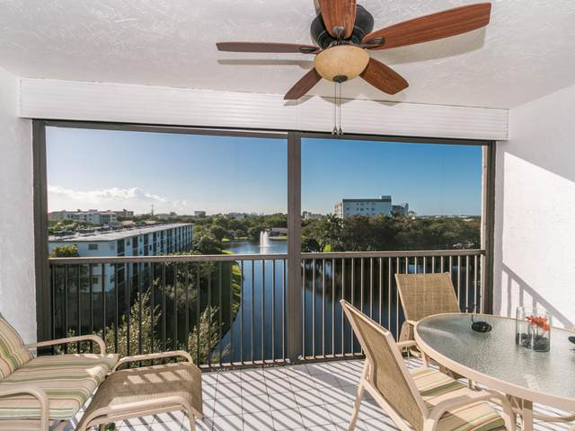 2238 N Cypress Bend Drive #703, Pompano Beach, FL 33069 (MLS #RX-10673209) :: Castelli Real Estate Services