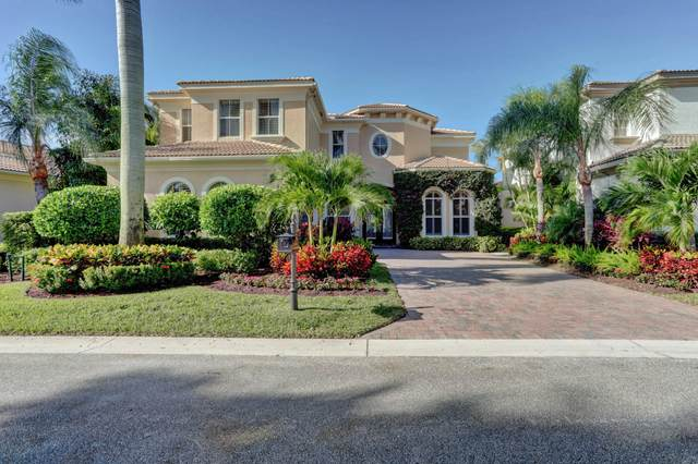 113 Dalena Way, Palm Beach Gardens, FL 33418 (#RX-10673497) :: Treasure Property Group
