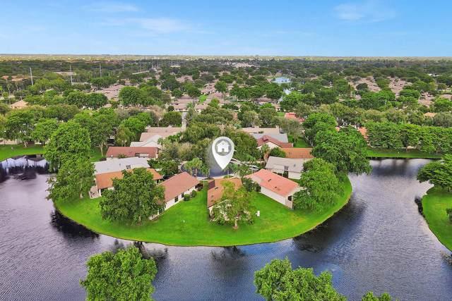 10598 Fern Tree Way, Boynton Beach, FL 33436 (MLS #RX-10673819) :: Laurie Finkelstein Reader Team