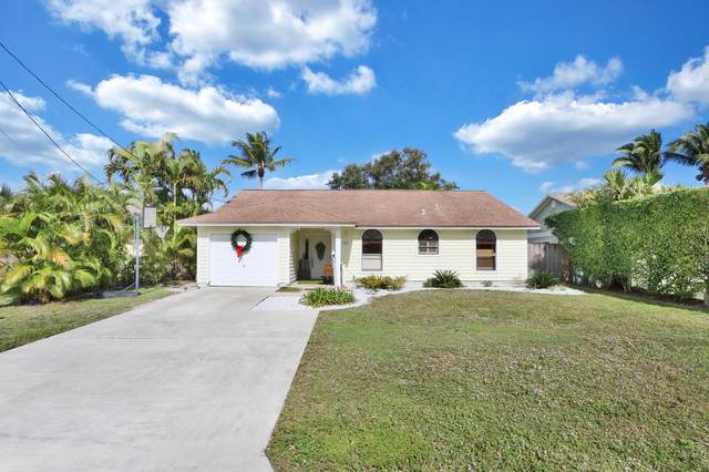 6047 Robinson Street, Jupiter, FL 33458 (MLS #RX-10673848) :: THE BANNON GROUP at RE/MAX CONSULTANTS REALTY I