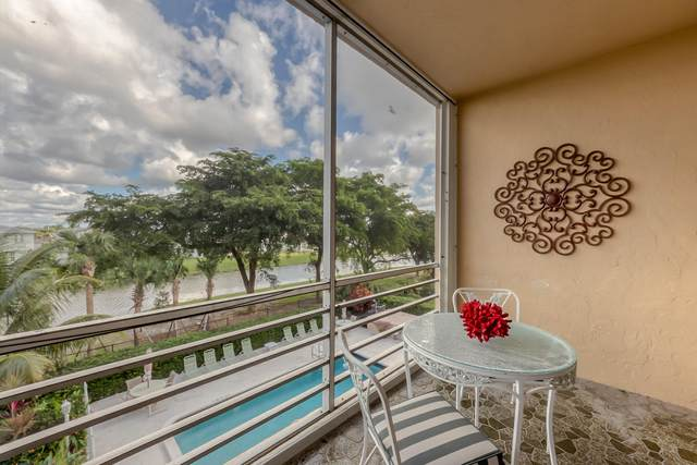 4100 Crystal Lake Drive #305, Deerfield Beach, FL 33064 (#RX-10673910) :: Posh Properties