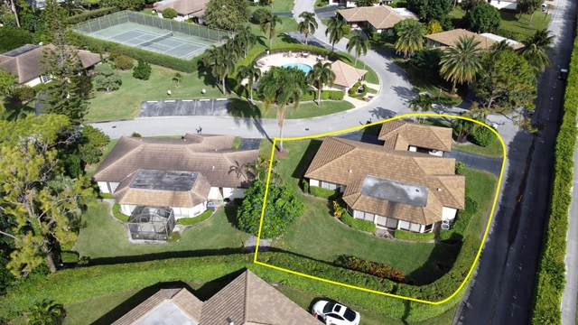 510 Forestview Drive, Atlantis, FL 33462 (MLS #RX-10673956) :: Berkshire Hathaway HomeServices EWM Realty