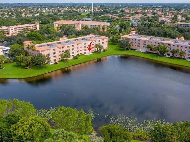 5842 Crystal Shores Drive #103, Boynton Beach, FL 33437 (MLS #RX-10674522) :: THE BANNON GROUP at RE/MAX CONSULTANTS REALTY I
