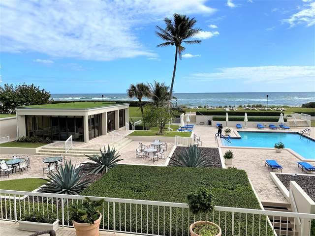 3250 S Ocean Boulevard #203, Palm Beach, FL 33480 (#RX-10674551) :: Ryan Jennings Group