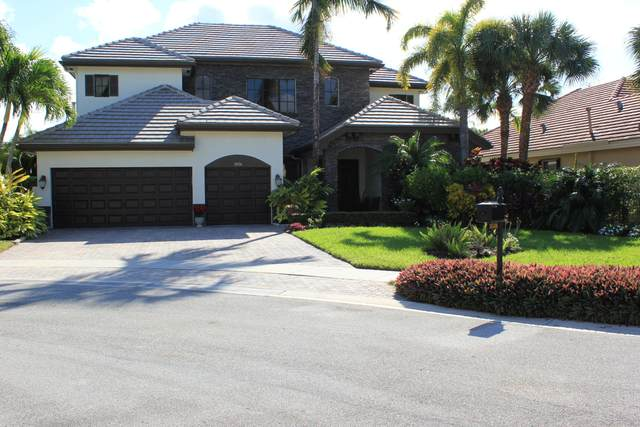 10506 Vignon Court, Wellington, FL 33449 (MLS #RX-10674611) :: THE BANNON GROUP at RE/MAX CONSULTANTS REALTY I