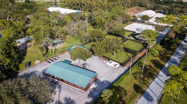 13529 E Citrus Drive, Loxahatchee Groves, FL 33470 (MLS #RX-10674682) :: Berkshire Hathaway HomeServices EWM Realty