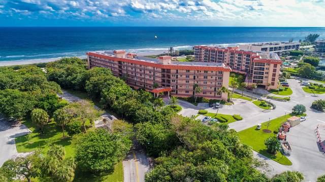 2871 N Ocean Boulevard C213, Boca Raton, FL 33431 (MLS #RX-10674692) :: Berkshire Hathaway HomeServices EWM Realty
