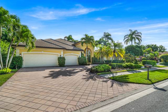 7064 Mandarin Dr Drive, Boca Raton, FL 33433 (MLS #RX-10674707) :: THE BANNON GROUP at RE/MAX CONSULTANTS REALTY I