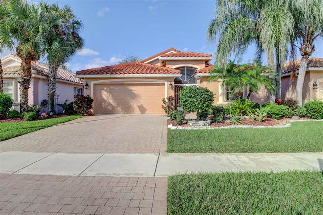 7063 Lombardy Street, Boynton Beach, FL 33472 (MLS #RX-10674853) :: THE BANNON GROUP at RE/MAX CONSULTANTS REALTY I