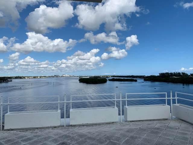 2150 Ibis Isle Road Phe 5, Palm Beach, FL 33480 (#RX-10674862) :: Ryan Jennings Group
