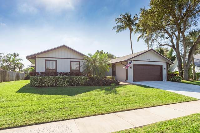 1272 NW 15th Street, Boca Raton, FL 33486 (MLS #RX-10674914) :: Laurie Finkelstein Reader Team