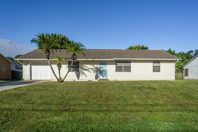 1009 SW Cairo Avenue, Port Saint Lucie, FL 34953 (MLS #RX-10674937) :: THE BANNON GROUP at RE/MAX CONSULTANTS REALTY I