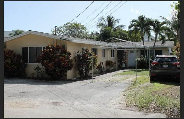 420 SE 9th Court, Fort Lauderdale, FL 33316 (#RX-10675235) :: Posh Properties
