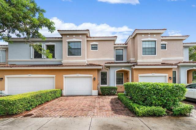 171 Gramercy Square Drive, Delray Beach, FL 33484 (MLS #RX-10675243) :: United Realty Group