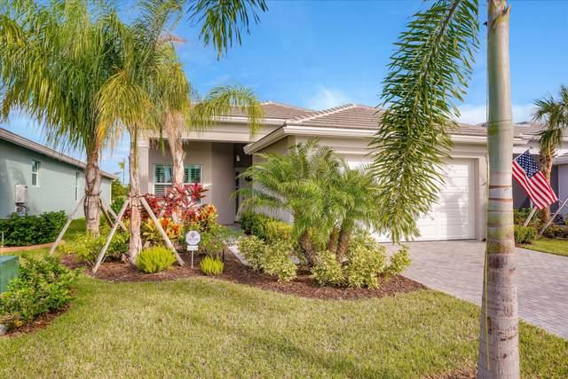 10757 SW Sunray Street, Port Saint Lucie, FL 34987 (MLS #RX-10675602) :: Laurie Finkelstein Reader Team