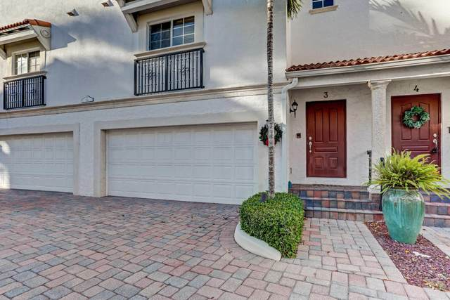1950 Presidential Way #3, West Palm Beach, FL 33401 (#RX-10675609) :: Ryan Jennings Group