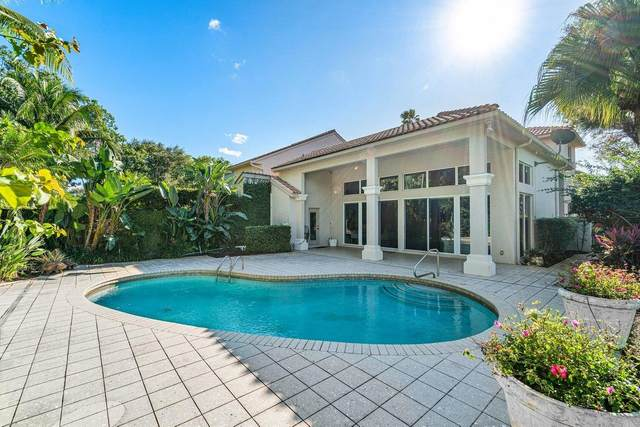 13910 Parc Drive, Palm Beach Gardens, FL 33410 (MLS #RX-10675699) :: THE BANNON GROUP at RE/MAX CONSULTANTS REALTY I