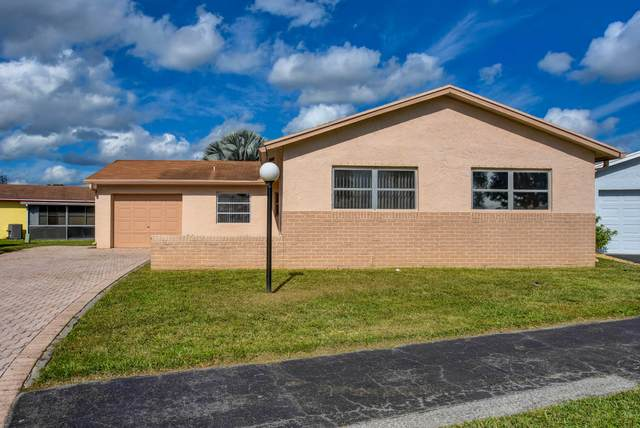 4467 Pine Park Circle, Lake Worth, FL 33467 (MLS #RX-10675918) :: THE BANNON GROUP at RE/MAX CONSULTANTS REALTY I