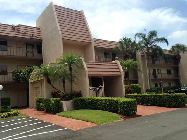 4793 Esedra Court #208, Lake Worth, FL 33467 (MLS #RX-10676150) :: Berkshire Hathaway HomeServices EWM Realty