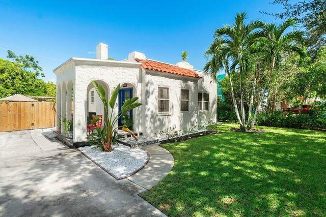 635 34th Street, West Palm Beach, FL 33407 (#RX-10676248) :: Heather Towe | Keller Williams Jupiter